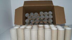 50 toilet roll tubes