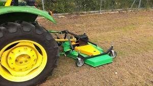 NEW FINISHING MOWER 1800mm 6FT TRACTOR 3 POINT LINKAGE LAWN Coominya Somerset Area Preview