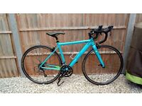 Laura trott Road bike