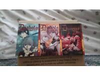 Diabolo Manga Books