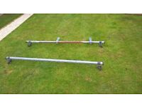 Rhino roof rack bars