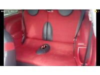 MINI COOPER 1.6 PETROL 2003 CAR BREAKING FOR SPARES - LEATHER INTERIOR