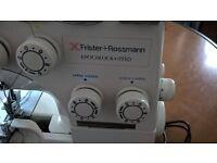 Frister + Rossmann epochlock o55D sewing machine.