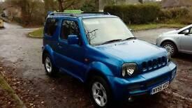 Suzuki Jimny 2006 4X4