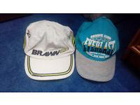 Everlast + Brawn GP Caps