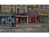 3 UNITS AVAILABLE ON BARKING ROAD IN EAST HAM PERFECT BUSINESS OPPORTUNITY!!! £500