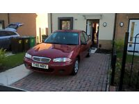 Metallic RED Rover 200