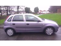 Vauxhall Corsa 1.3 CDTi 16v LiFE MIL 72000 5dr clean on/out well drive cheep insurance