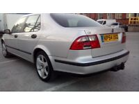 Saab 9-5 Diesel with Witter Towbar and Alloy Wheels, nice cool aircon. First to see will buy.