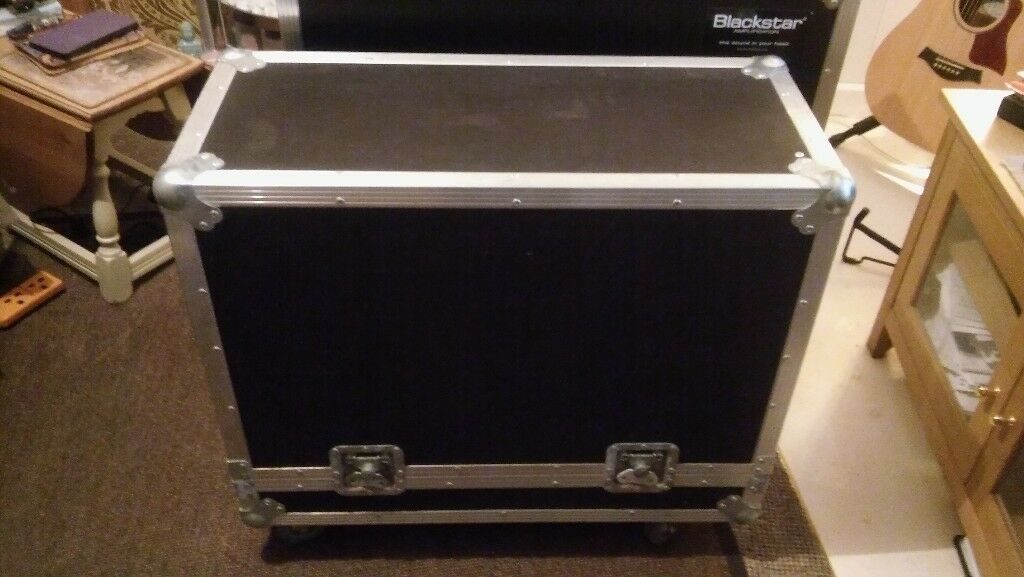 Guitar Combo Flight Cases