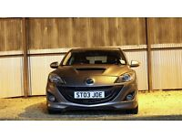 Mazda 3 MPS MK2. 260bhp £600 custom exhaust still have standard. Two keys. Immaculate