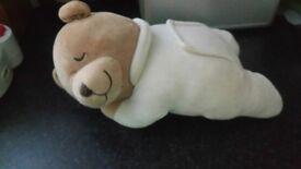 Prince lion heart slumber bear
