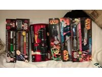 Stars wars collectibles