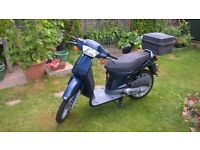 HONDA SH50 MOPED