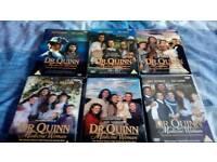 Dr Quinn medicine woman dvd box sets
