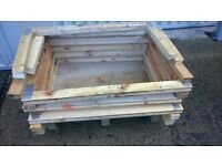 Wooden Frames, various sizes