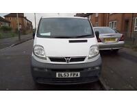 Vauxhall Vivaro 1.9 LWB - Urgent!