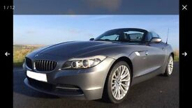 BMW Z4 (E89) SDRIVE23I ROADSTER 6 SPEED, FBMWSH (CHANDLERS), 26,000miles only