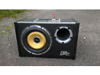 Vibe Sub and Amp CHEAP Not Sony Fusion Bassface JBL Pioneer