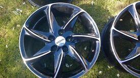 """VW T5 Alloy Wheels Ronal R51 Trend 18"""""""