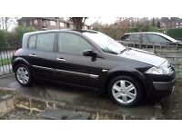 Renault megane 1.5dci. £30road tax cheep insurance