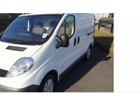 RENAULT TRAFIC 2010 £5000, ONE FORMER KEEPER, LOW MILES