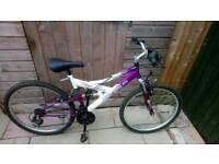 Ladies olympus mountain bike