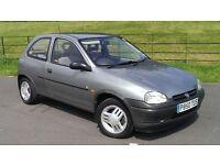 Vauxhall Corsa B - Merit, 1996, 3 door, 1.2 litre, 97,600 miles. MOT to May 2017, Runs well