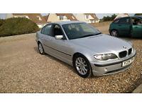 2004 BMW 318D 2.0 DIESEL MANUAL NEW MOT