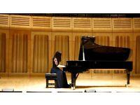Professional Pianist | Piano Teacher | ABRSM Tutor