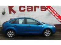 LOW MILES 2006 FORD FOCUS 1.6 SPORT