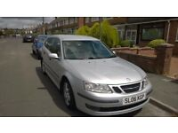 2006 Saab 93 auto estate petrol, good condition, service history, MOT till April 2017