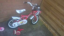 """Childrens 10"""" """"POW POW"""" bike"""