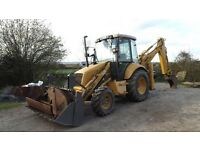 Ford New Holland NH85 Backhoe Loader Digger Excavator like a JCB 3CX
