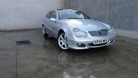 Mercedes C350 Auto 7 speed 270bhp C203 immaculate FSH MOT RS M3 AMG GTI
