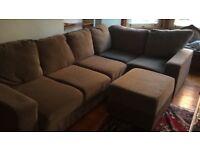 Corner (Grey) Sofa