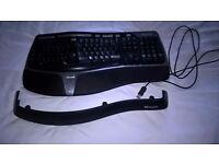 Microsoft Office Ergonomic Keyboard - £12 ono