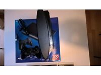 PS3 Console with 3 Games