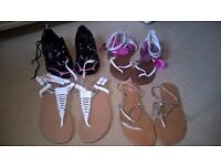 Women's Size 8 Shoes Bundle