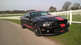 Shelby mustang gt500svt