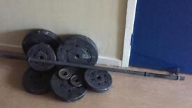 Iron weight