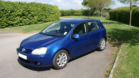 2005 VW Golf 2.0 GT TDI, 6 Speed, Cruise Control, 140 BHP