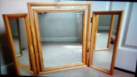 Dressing Table Styled Mirror