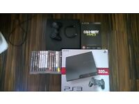 Sony PS3 Blu-ray /3D player with 500Gb Hard Drive and 16 Games
