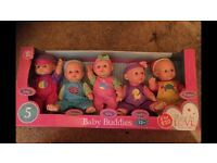 Baby dolls - brand new