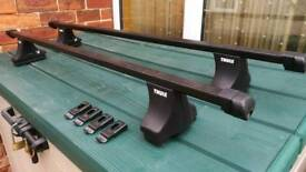 Suzuki Swift roof bars