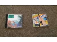 Alanis Morrisette cd and The Feeling cd