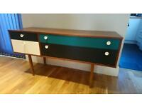 Retro / vintage sideboard and chest of drawers