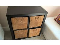 excellent condition Ikea 4 pull draw storage
