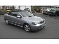 astra convertible 2003, mot end Oct DAB cd radio inc. 2 owners from new, see photos for bodywork.
